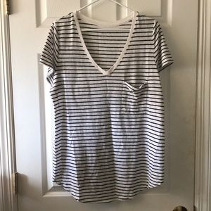 Mossimo striped t shirt